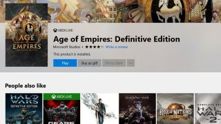Microsoft Store game gifting