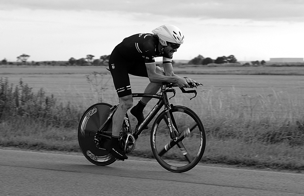 Dan Craven, Rossington Evening 10-mile time trial, August 2011