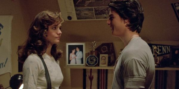 Tom Cruise Once Stood Up To Producers Who Wanted Lea Thompson To Go Topless