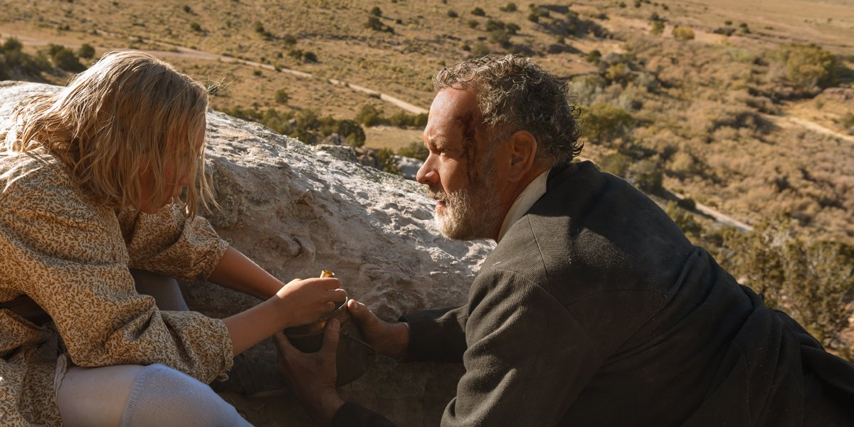 News Of The World Review: Tom Hanks Sets Out On A Bold And Fun Western Adventure