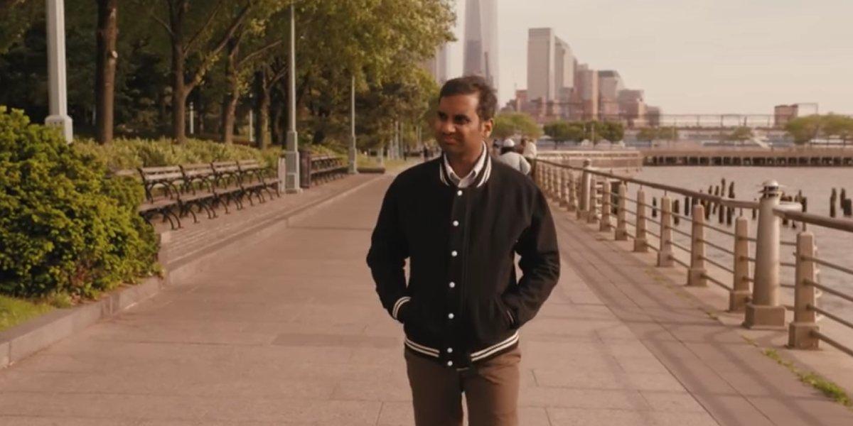 Aziz Ansari in Netflix original comedy Master of None