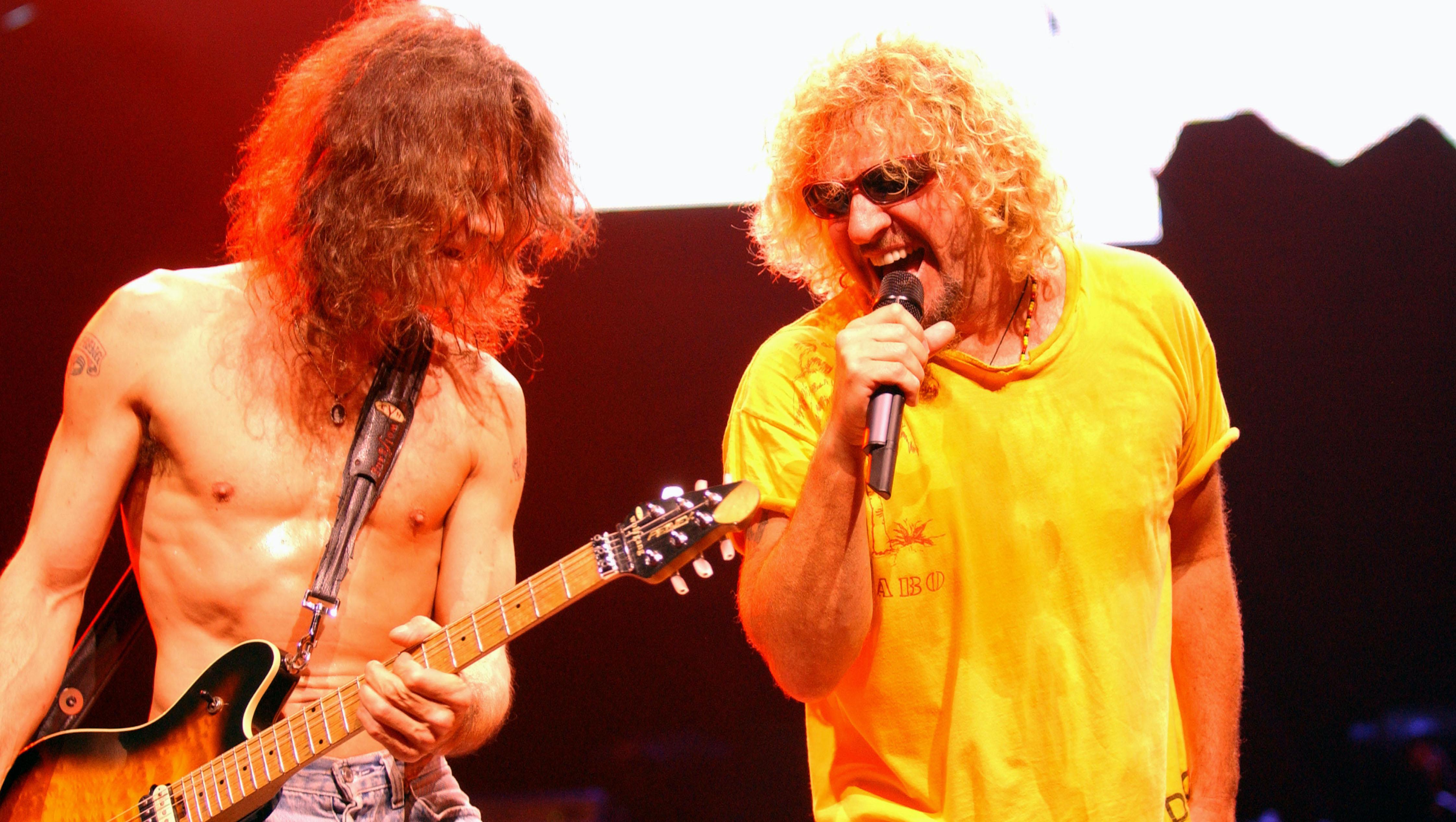 Sammy Hagar Predicts Van Halen Will Probably Be On Tour Next Year Guitar World