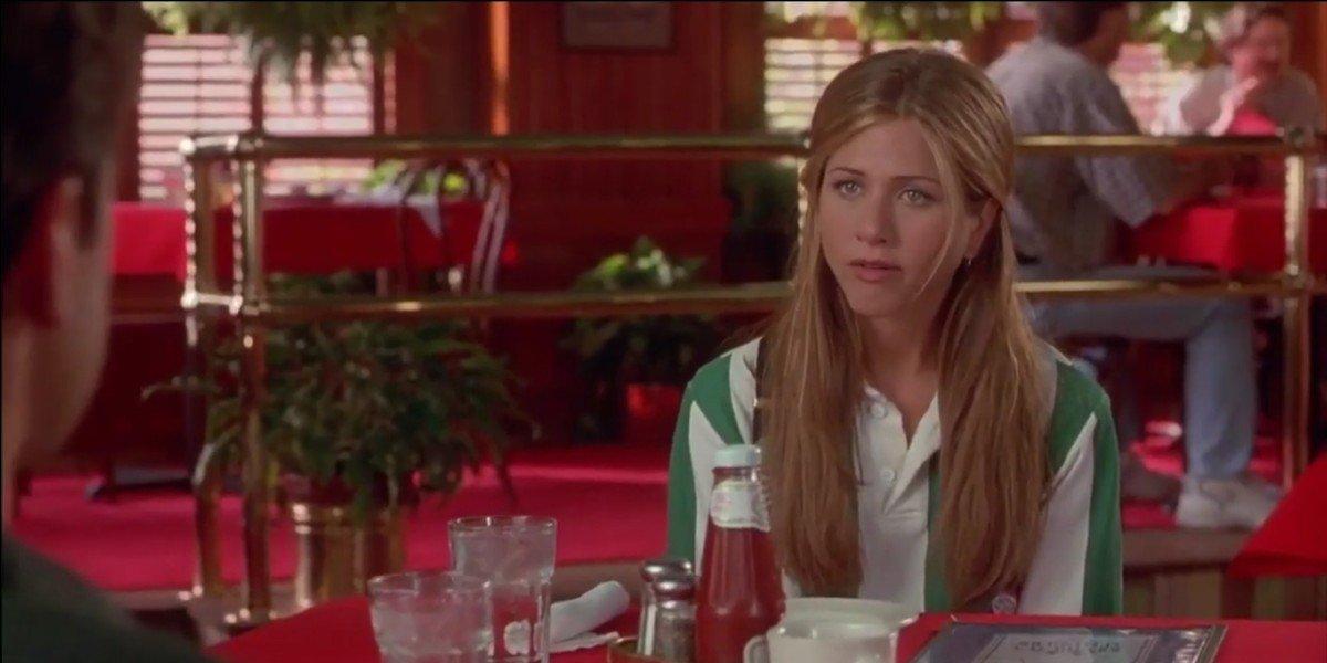 Jennifer Aniston in Office Space