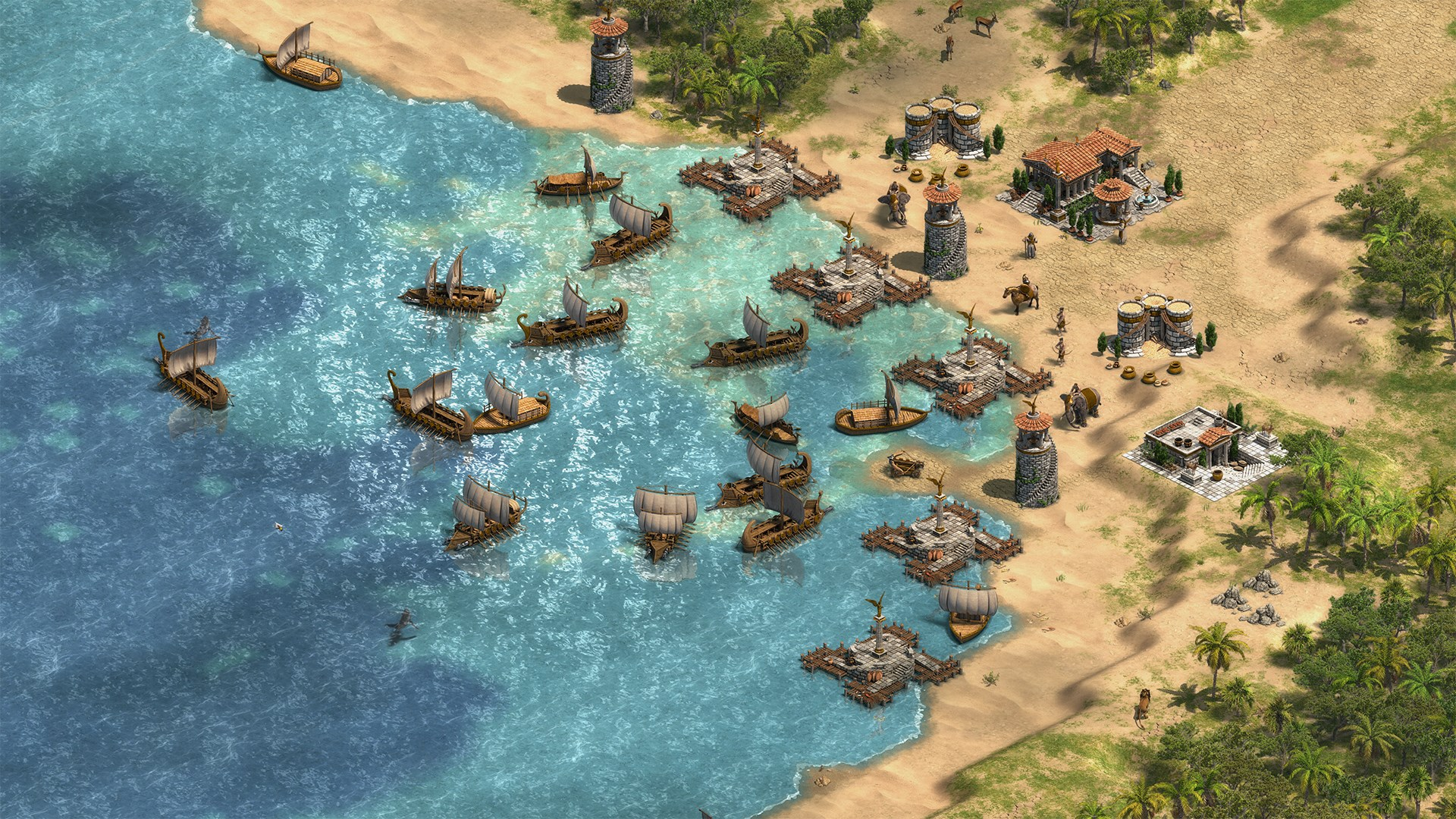 Age Of Empires Definitive Edition Set For October Aoe 2 And 3