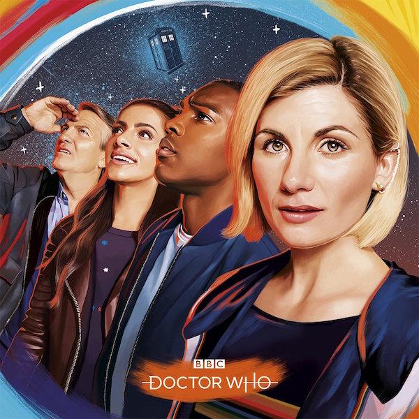 Doctor Who Season 11 artwork