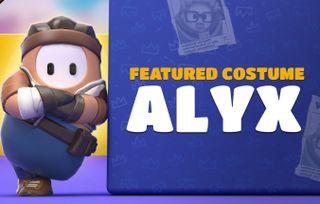 Fall Guys Skins Alyx Vance Half-Life