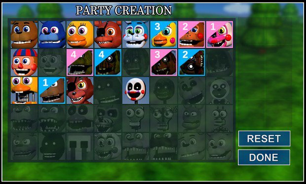 Five Nights At Freddy's World Screenshots Introduce Friends And Foes  #35137
