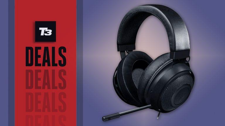 cheap gaming headset deals razer
