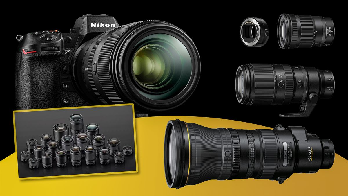 First Nikon Z-mount super-telephotos arrive, with travel zoom and new FTZ adapter