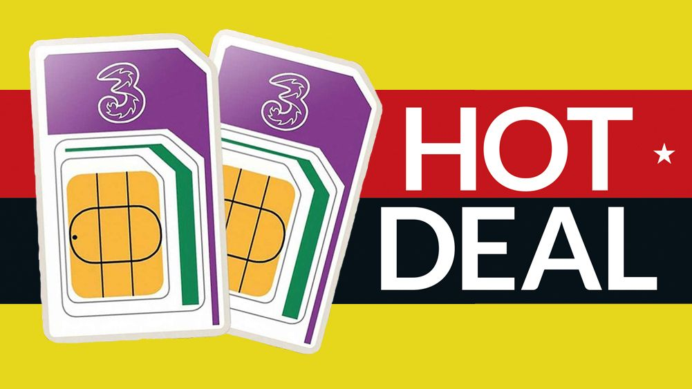 Three S Best Sim Only Deal Save On Superb Value Data For Just 8 Per Month T3
