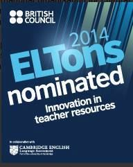 Nominated for ELTons, the Third Time