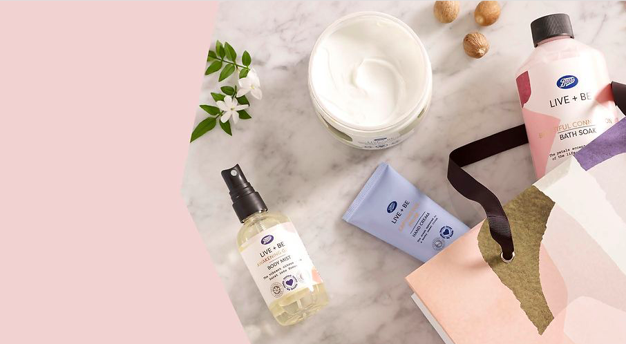 Boots have launched a 'mindful beauty' range to tackle mental anxiety