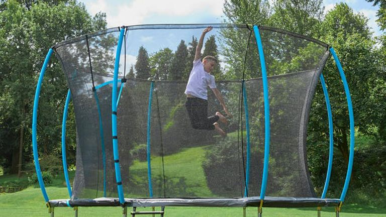 cheap trampoline deals: TP Toys trampoline