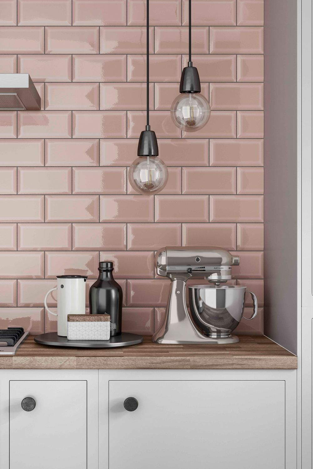 Trending Pink Kitchens Get Inspired With These 18 Pink Kitchen Ideas Livingetc