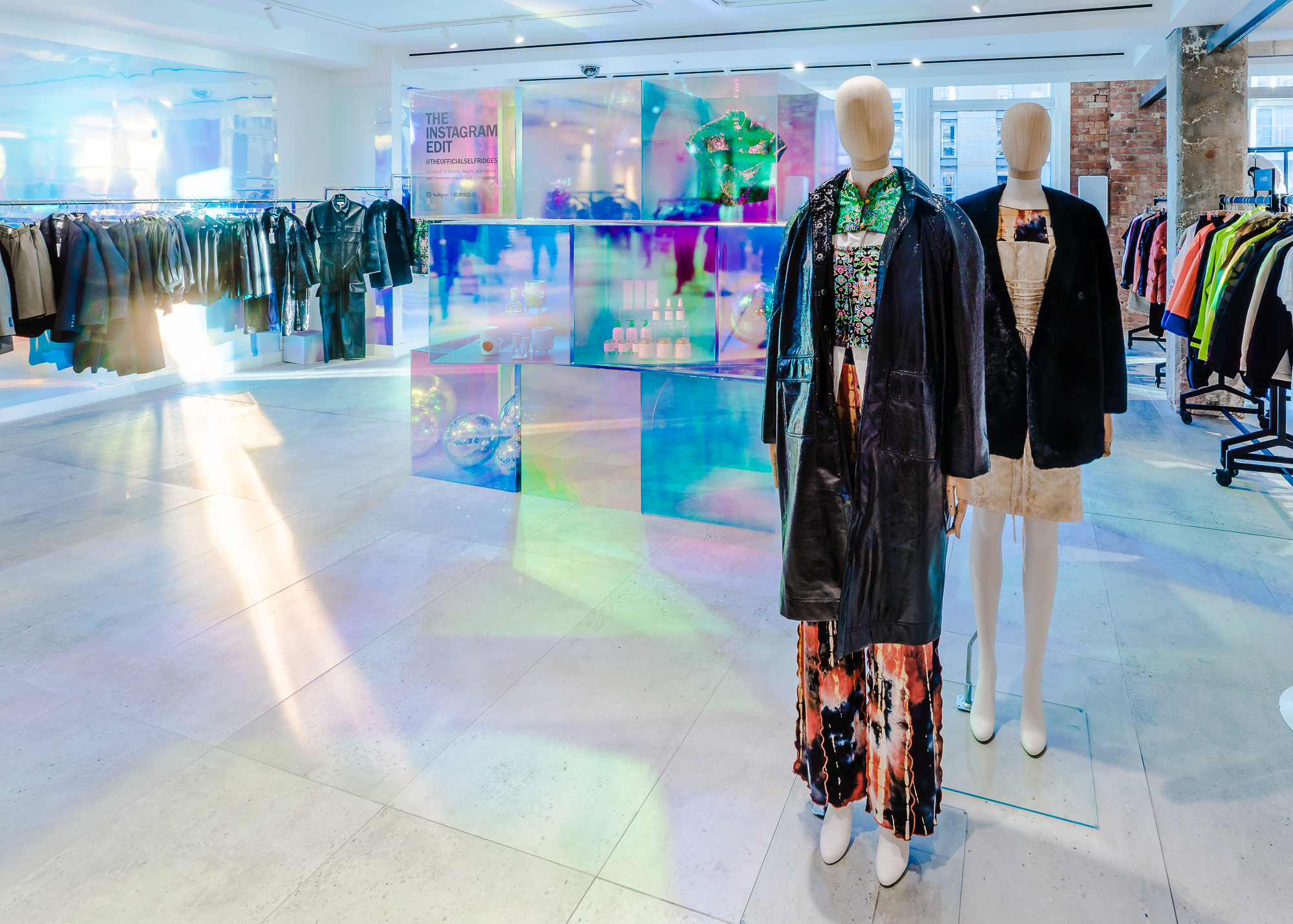 The Instagram Edit at Selfridges: 8 Instagram-first brands you need to know about