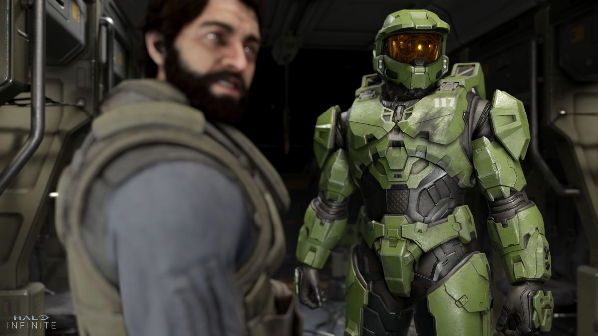 Halo Infinite will be free on Xbox Series X if you buy it on Xbox One