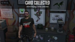 GTA Online Playing Cards locations – where to find all 54 of the