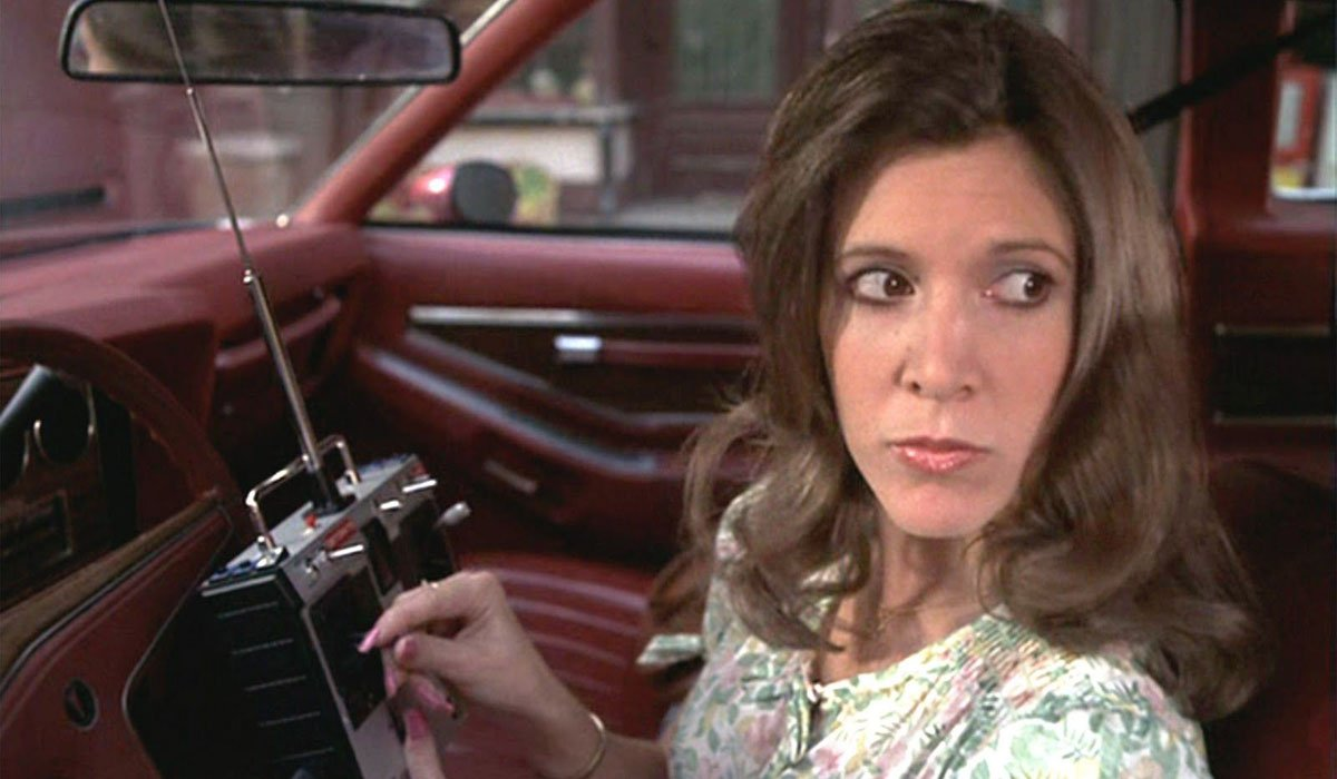Carrie Fisher in The Blues Brothers