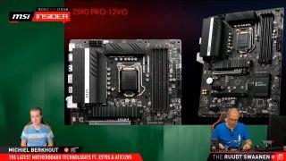 MSI Z590 Pro 12VO