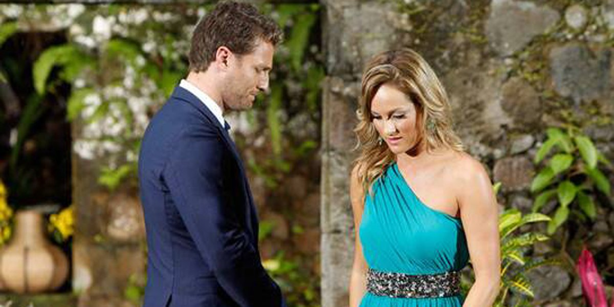 The Bachelor Juan Palbo and Clare ABC