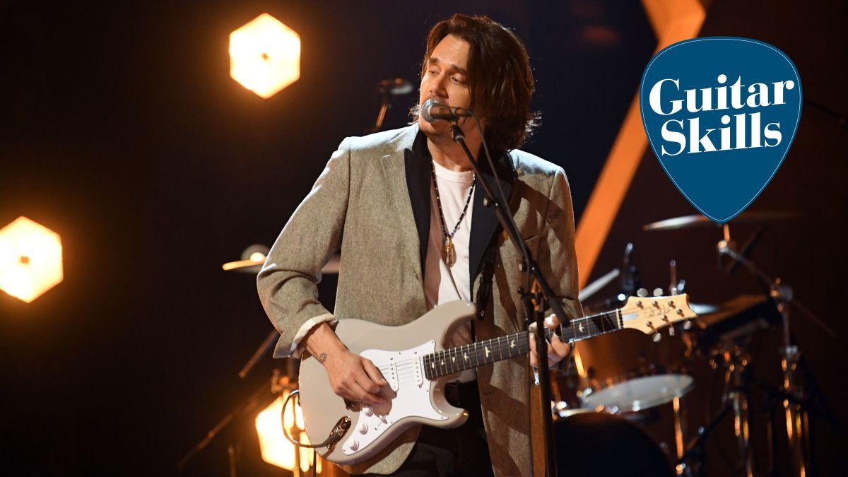 Learn 4 John Mayer guitar chords