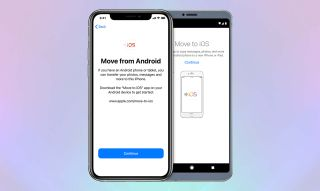 How to transfer contacts and data from Android to iPhone
