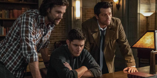 Supernatural Cast Reacts To The Show Ending After Season 15