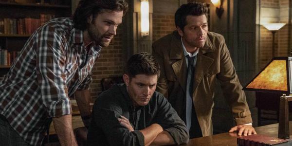 Supernatural Jared Padalecki Sam Winchester Jensen Ackles Dean Winchester Misha Collins Castiel The