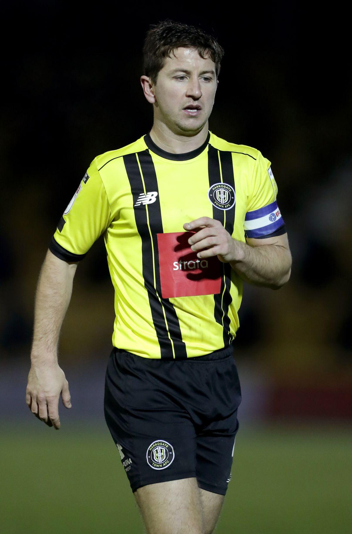 Josh Falkingham winner seals FA Trophy victory for Harrogate