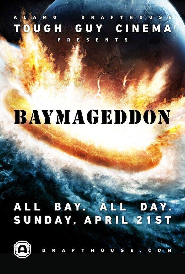 Baymageddon poster