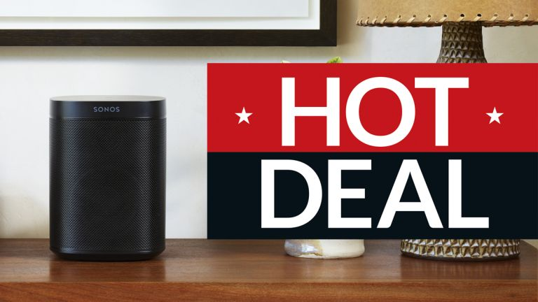 Sonos deal detected: Sonos One is on sale NOW at almost same price as the 'cheap' Sonos One SL