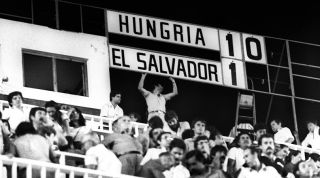 Hungary 10-1 El Salvador