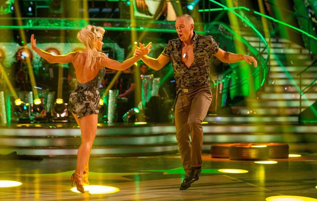 strictly come dancing, judge robert rinder