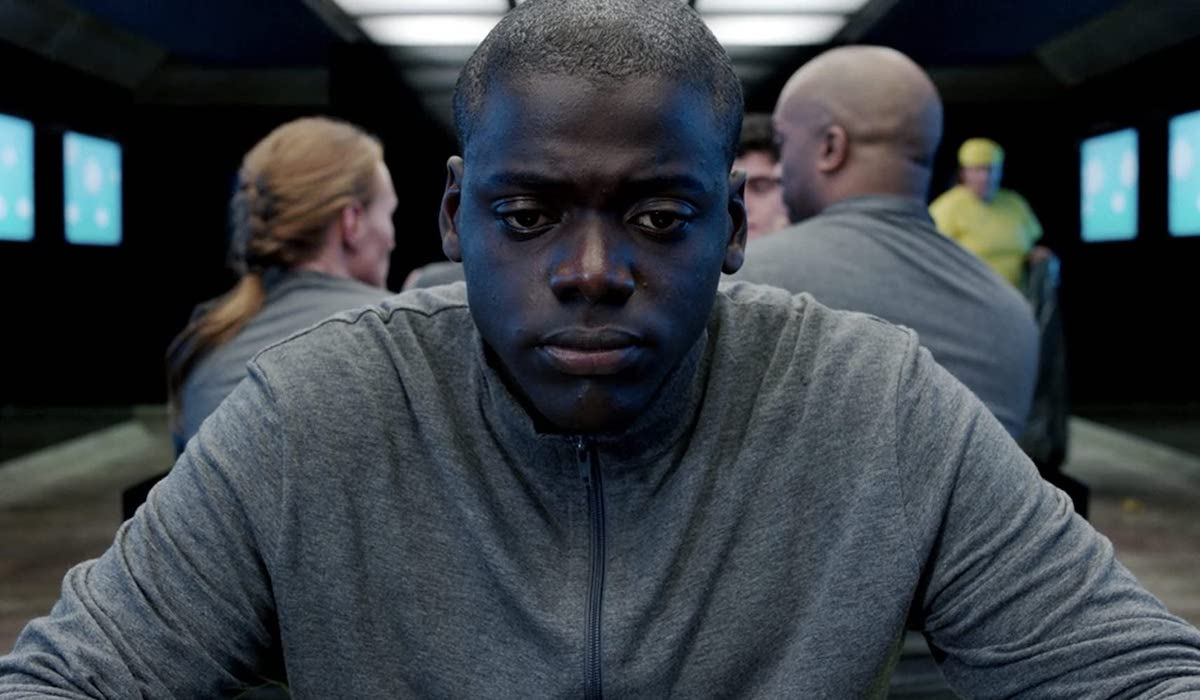 Daniel Kaluuya in Black Mirror episode Fifteen Million Merits