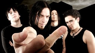 Bullet for my valentine in 2005
