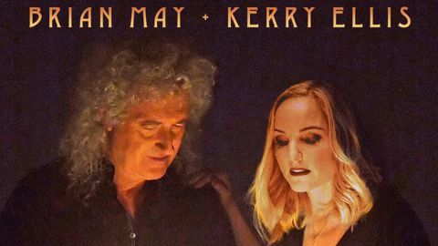 Cover art for Brian May And Kerry Ellis - Golden Days album