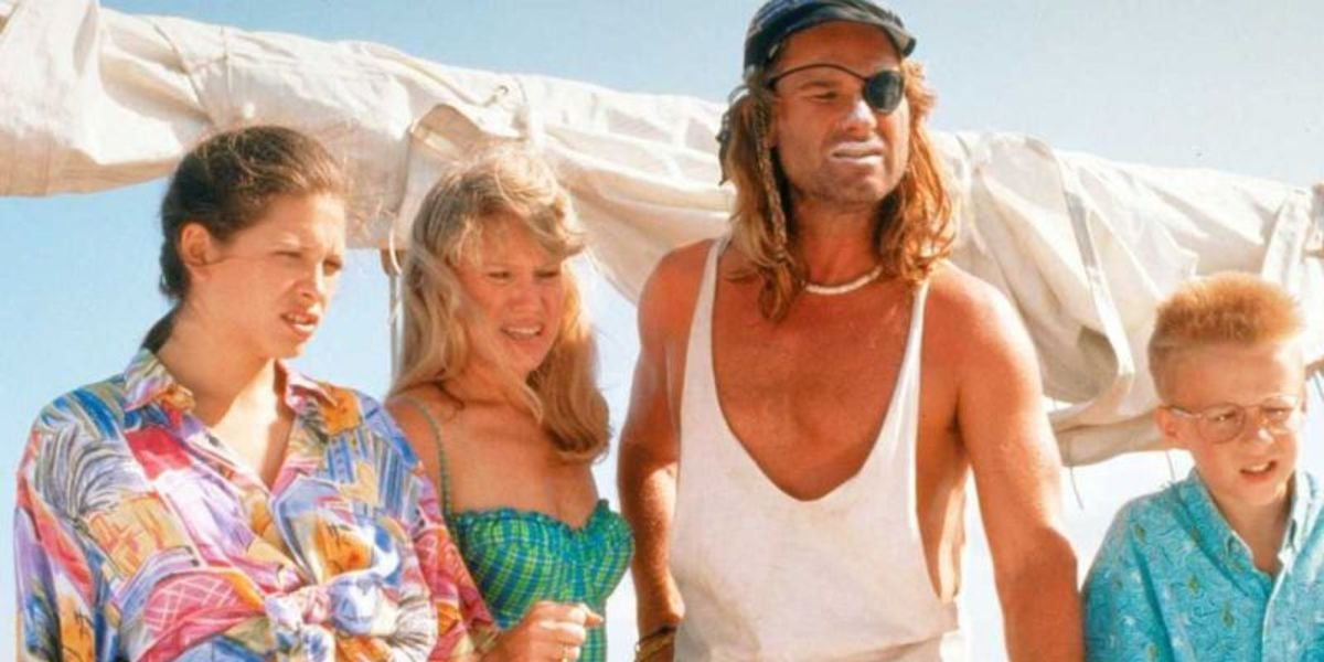 The Captain Ron cast