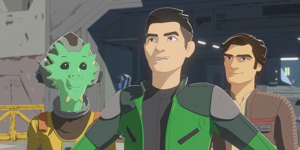 How Star Wars Resistance Was Impacted By Clone Wars And Rebels