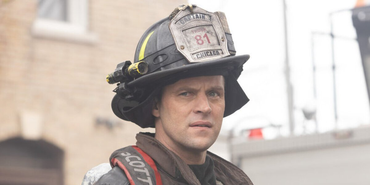 Chicago Fire Showrunner Talks Casey's Future After His Big News And 'Clarity' About Feelings For Dawson