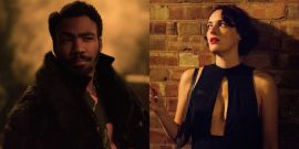 Solo's Donald Glover And Phoebe Waller-Bridge Are Re-Teaming For An Exciting TV Show