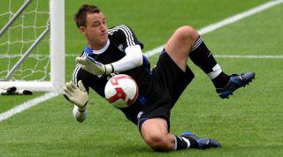 John Terry goalkeeper