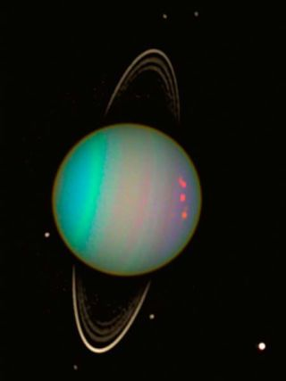 Uranus: The Ringed Planet That Sits on its Side | Space