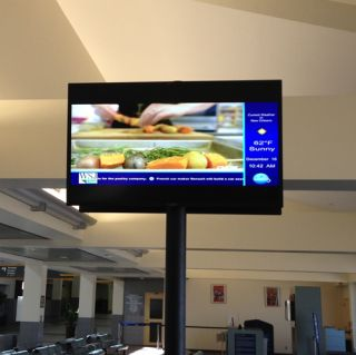 Harris Broadcast Expands ClearVision TV to Four Airports