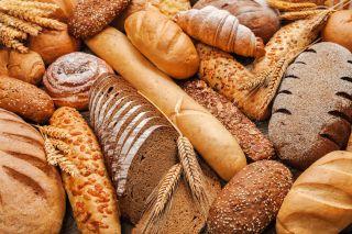 gluten, bread