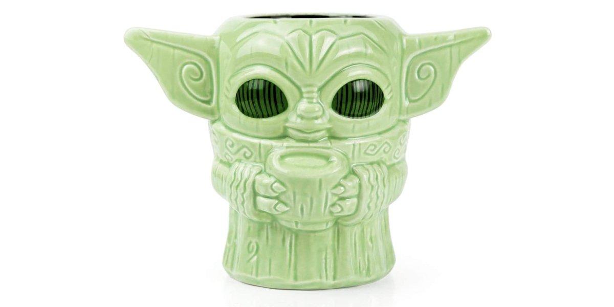 Mandalorian Baby Yoda Tiki Mug