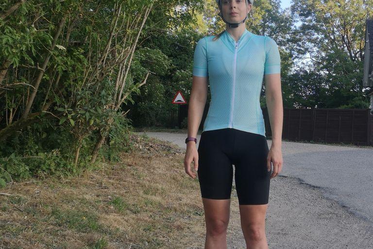 Café du Cycliste womens bibs