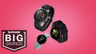 Samsung Galaxy Watch deals sales price smartwatch