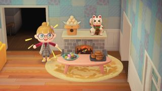 Animal Crossing: New Horizons Moon-Viewing Day items