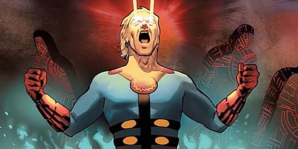 Ikaris Marvel comics