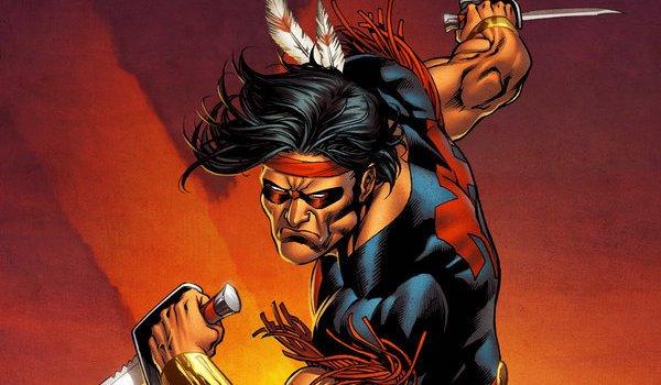 Warpath X-Men comics